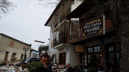 Ampelakia, Greece: Πλατεία Αμπελακιων