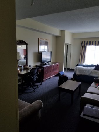 Best Western Plus Crossroads Inn & Suites: 20170319_111116_large.jpg