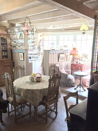 Issigeac, Francia: Shabby et chic!