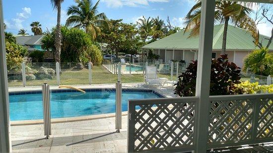 Esmeralda Resort: View from room