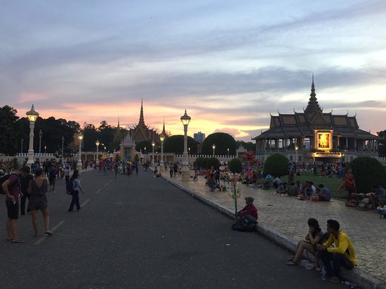 Photo of Castle Royal Palace at Sothearos, Phnom Penh, Cambodia