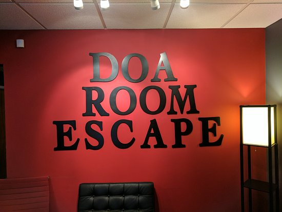 Villa Park, IL: DOA Room Escape