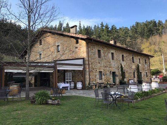 Axpe Achondo, Ισπανία: Restaurante Akebaso