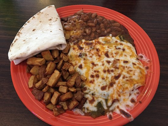 Placitas, NM: Huevos Rancheros
