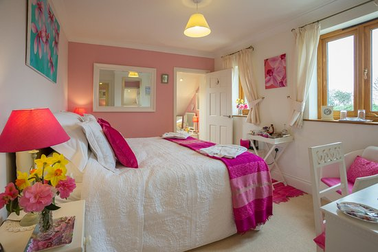 Cornworthy, UK: Pink Suite
