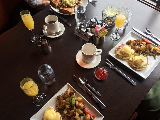 Kil@Wat: Great eggs Benedict 😊