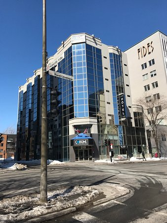 Picture of hotel chrome montreal centre ville for Hotel montreal piscine