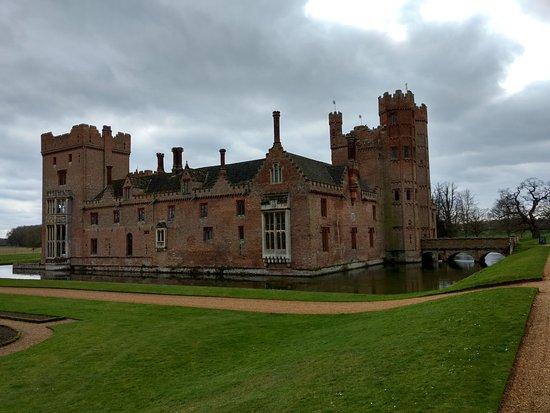 King's Lynn, UK: Oxburgh Hall