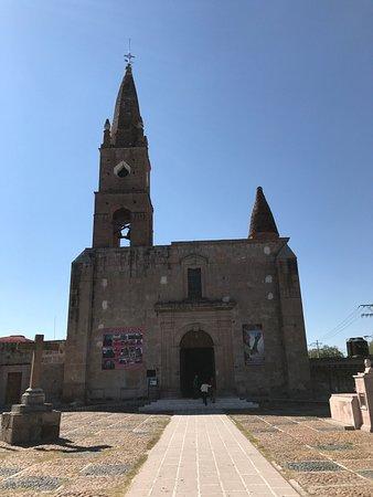Mezquitic, Meksika: Mezquictic de la Magdalena en San Juan de los Lagos. Otro lugar para visitar. Y La iglesia del S