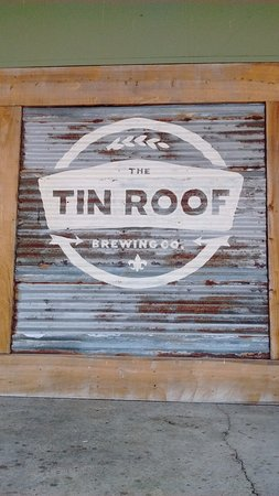 Tin Roof Brewery