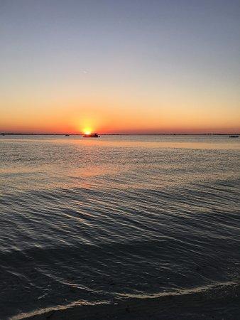 Abaco Beach Villas: view from beach