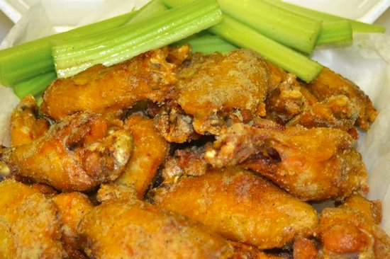 Easley, SC: Award Winning Wings (Dry Style)