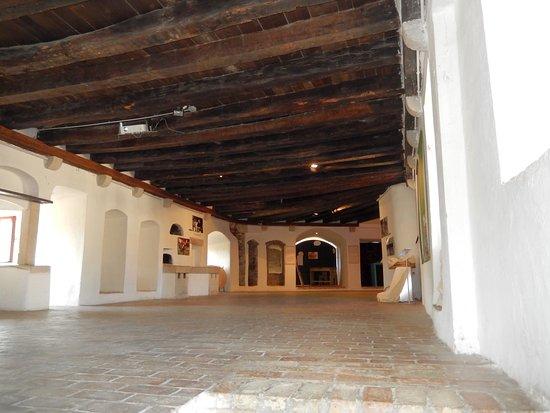 Pazin, Croatie : Interior del Castillo de Pazín