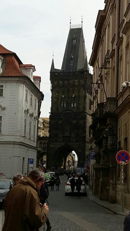 Photo of Historic Site The Powder Tower at Náměstí Republiky, 5, Prague, Czech Republic