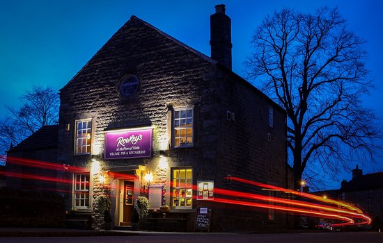 Baslow, UK: Rowley's