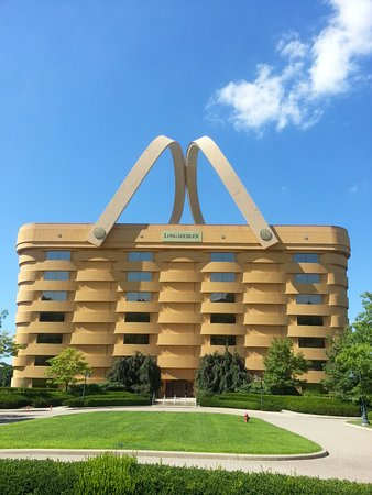 Worldu0027s Largest Basket: Longaberger HQ