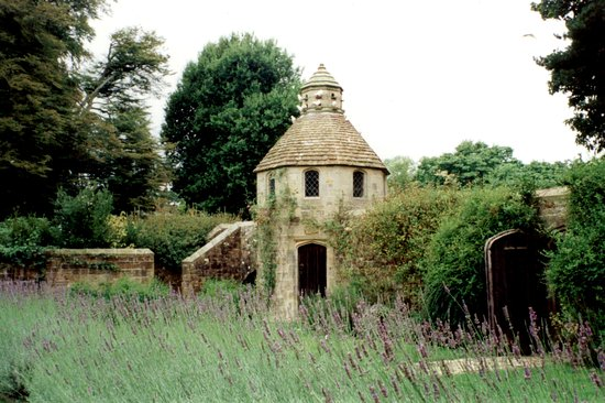 Haywards Heath, UK: dovecote at Nymans Gardens  © Robert Bovington