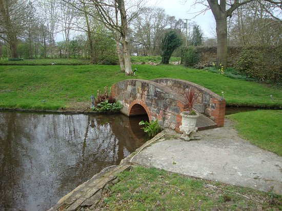 Cannington, UK: Peaceful setting