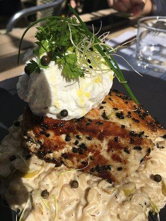 La Cranquette: thon risotto