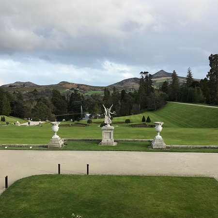 Powerscourt Gardens and House: photo0.jpg