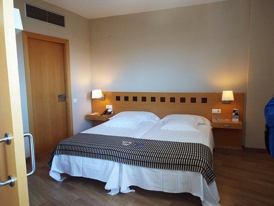 Vila Seca, Spanien: 2 lit simple pour parents et lit superposé pour les enfants