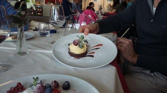 Cadrezzate, Italië: Tarteletta Passion Fruit