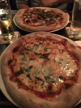 Leeuwarden, Holland: Pizzeria Pompeï