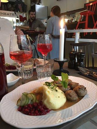 Photo of Modern European Restaurant Meatballs - For the People at 30 Nytorgsgatan, Stockholm 116 40, Sweden