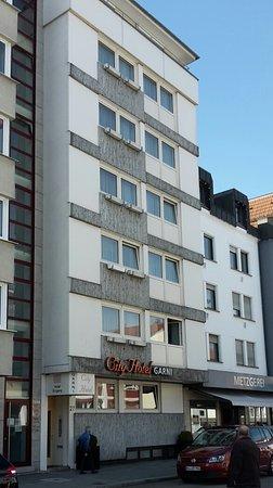 City Hotel Garni Neu-Ulm