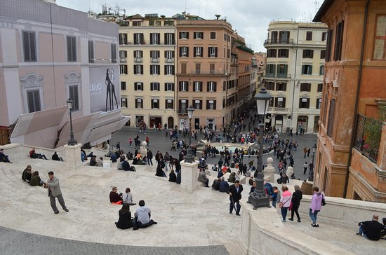 Photo of Piazza di Spagna in Rome, , IT