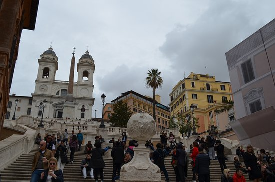 Photo of Monument / Landmark Piazza di Spagna at Piazza Di Spagna, Rome, Italy
