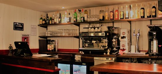 Decazeville, Francia: Le bar