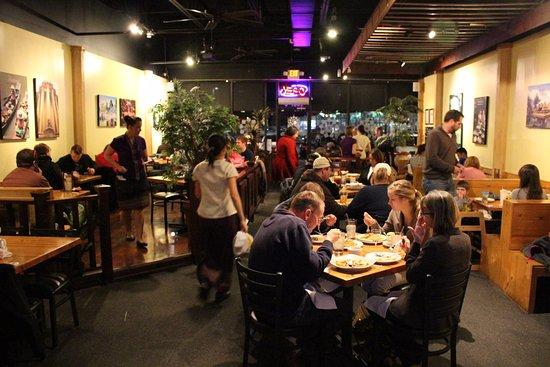 Thai D: Dinning area
