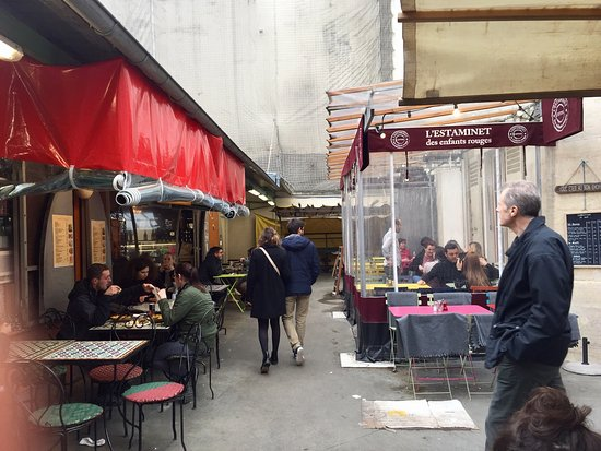Photo of Tourist Attraction Marche des Enfants Rouges at 39 Rue De Bretagne, Paris 75003, France
