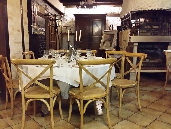 la grange du relais colombey les deux glises restaurant avis num ro de t l phone photos. Black Bedroom Furniture Sets. Home Design Ideas