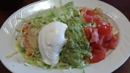 Sylacauga, AL: Burrito supreme