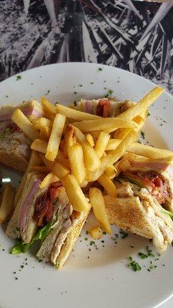 Ándale: Club sandwich