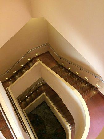 San Rafael, Californië: more stairwell