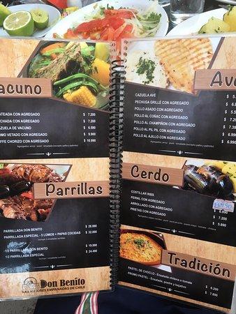 Calera de Tango, Chile: Traspaso informacion!!!