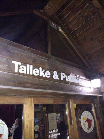 Photo of Modern European Restaurant Talleke ja Pullike at Ehitajate Tee 109, Tallinn 13514, Estonia