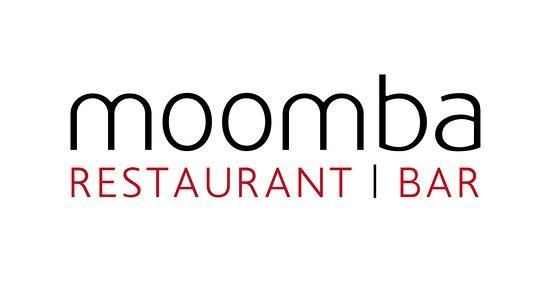 Andros Town, Grecia: Moomba | Restaurant - Bar | Logo