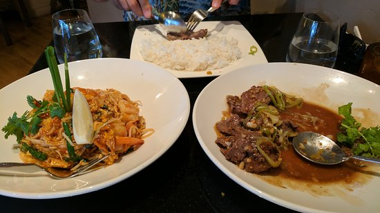 De grand thai restaurant and bar auckland central for Auckland thai boutique cuisine
