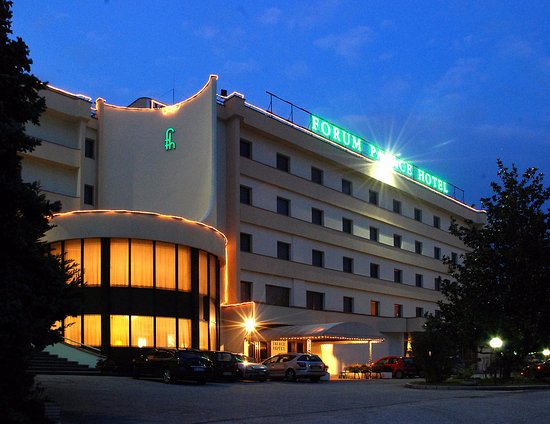 salotto della suite senior (90 mq ) - Picture of Forum