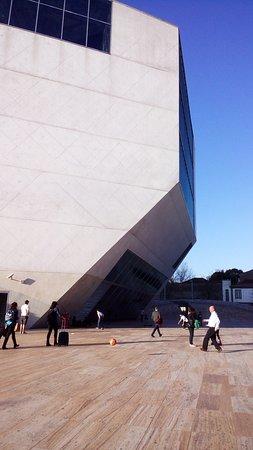 Photo of Monument / Landmark Casa da Musica at Avenida Da Boavista, 604-610, Porto 4149-071, Portugal