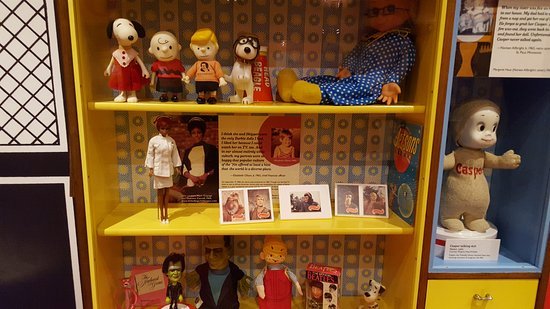 Virginia Museum of History & Culture: SNOOPY, CASPER, ETC.