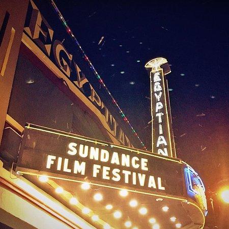Egyptian Theatre: Sundance at the Egyptian