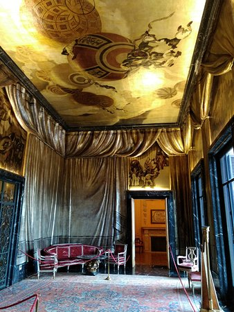 Palau March Museu: Un salón
