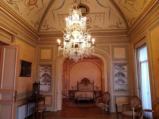 Palau March Museu: Dormotorio al fondo