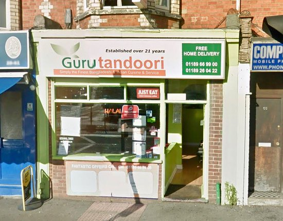 Guru Tandoori Reading Menu Prices Restaurant Reviews