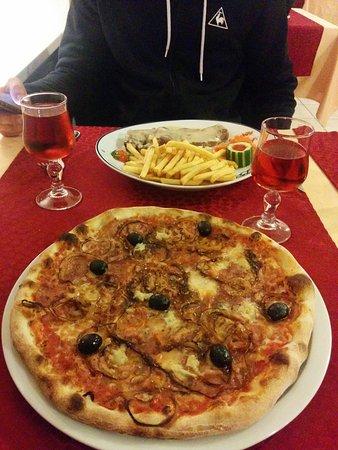 Thann, Francia: Restaurant Pizzeria Valentino